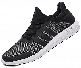Кроссовки Adidas Climacool Fresh Bounce Black / Gray